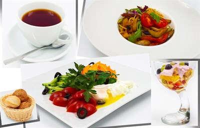 Комплекс Вегетарианский - фото 4636