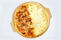 """Пицца """"Два вкуса"""""""