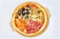 Пицца 4-е сезона