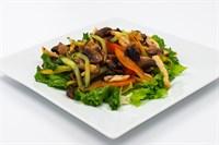 ПП Салат из куриной грудки с овощами