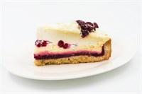 Торт Брусничный с кремом